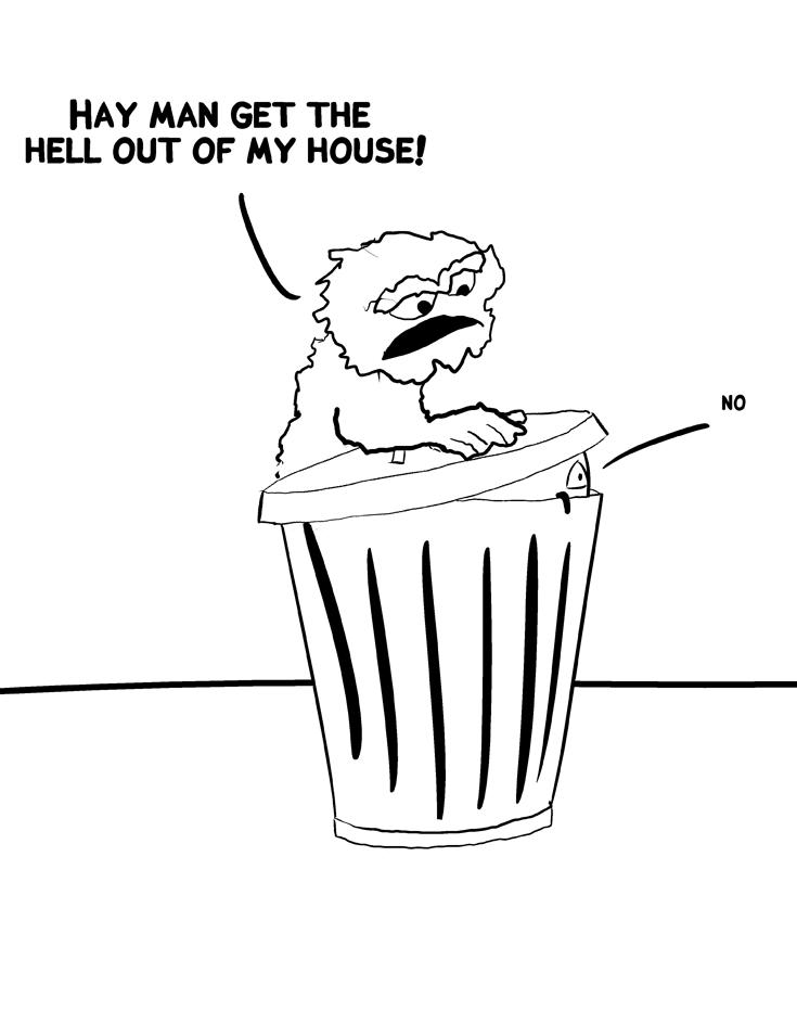 Grouchy 2