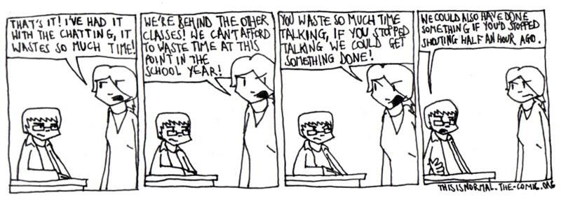When Teachers Rant