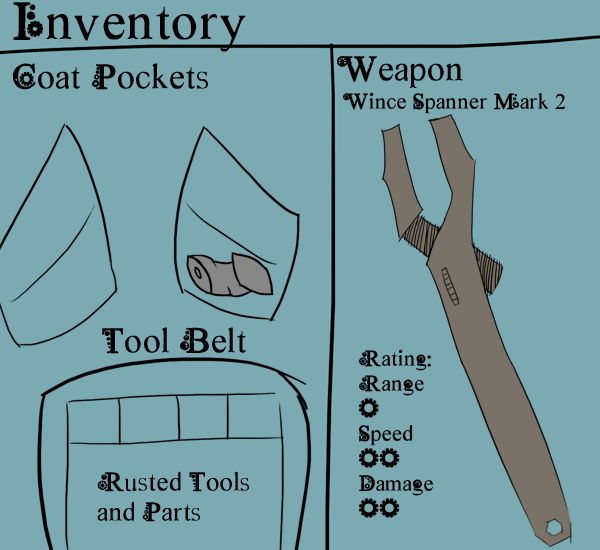 Check Inventory Screen