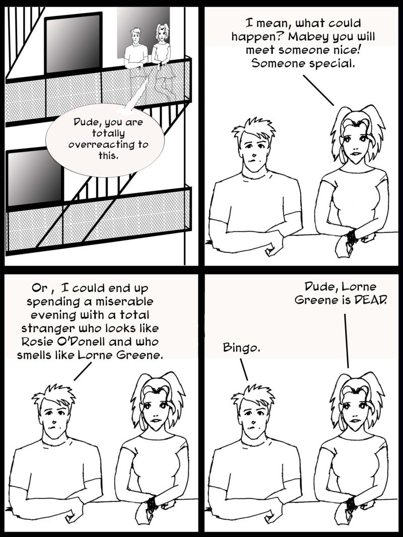 Blind Date 3