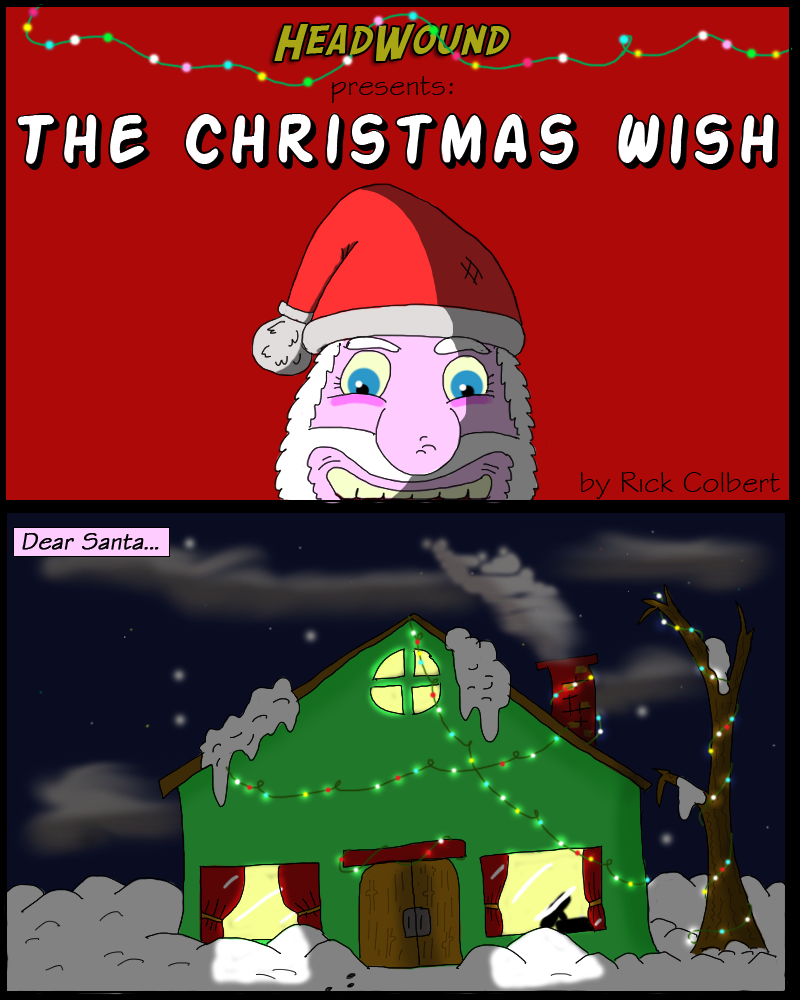 The Christmas Wish 1