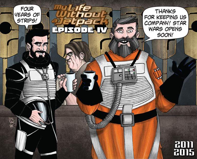 Episode Fourth Anniversary!