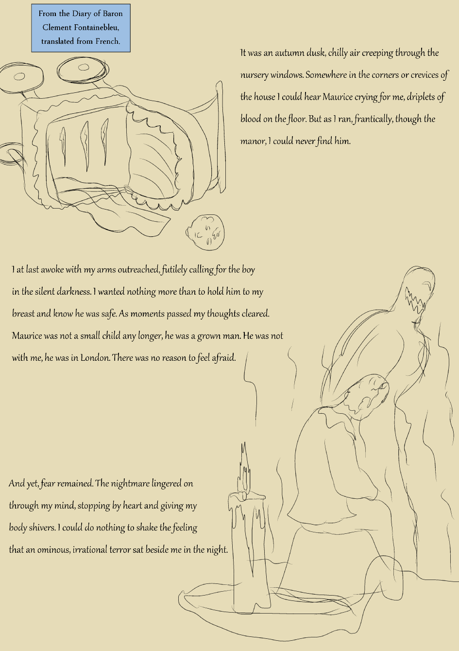 The Fontainebleu Pages, Page 5