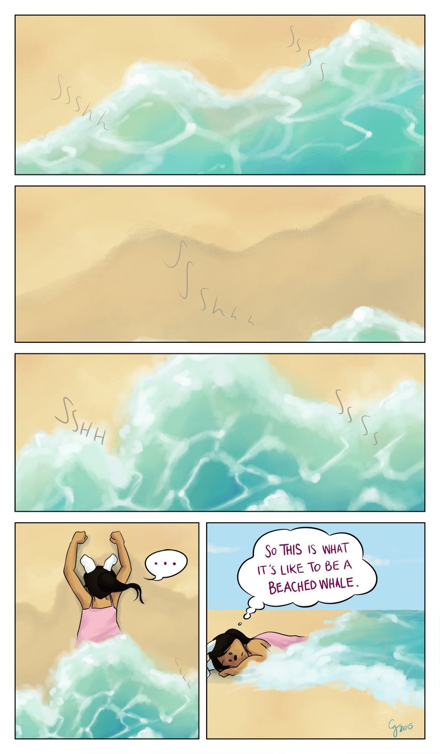 084 Beach Thoughts