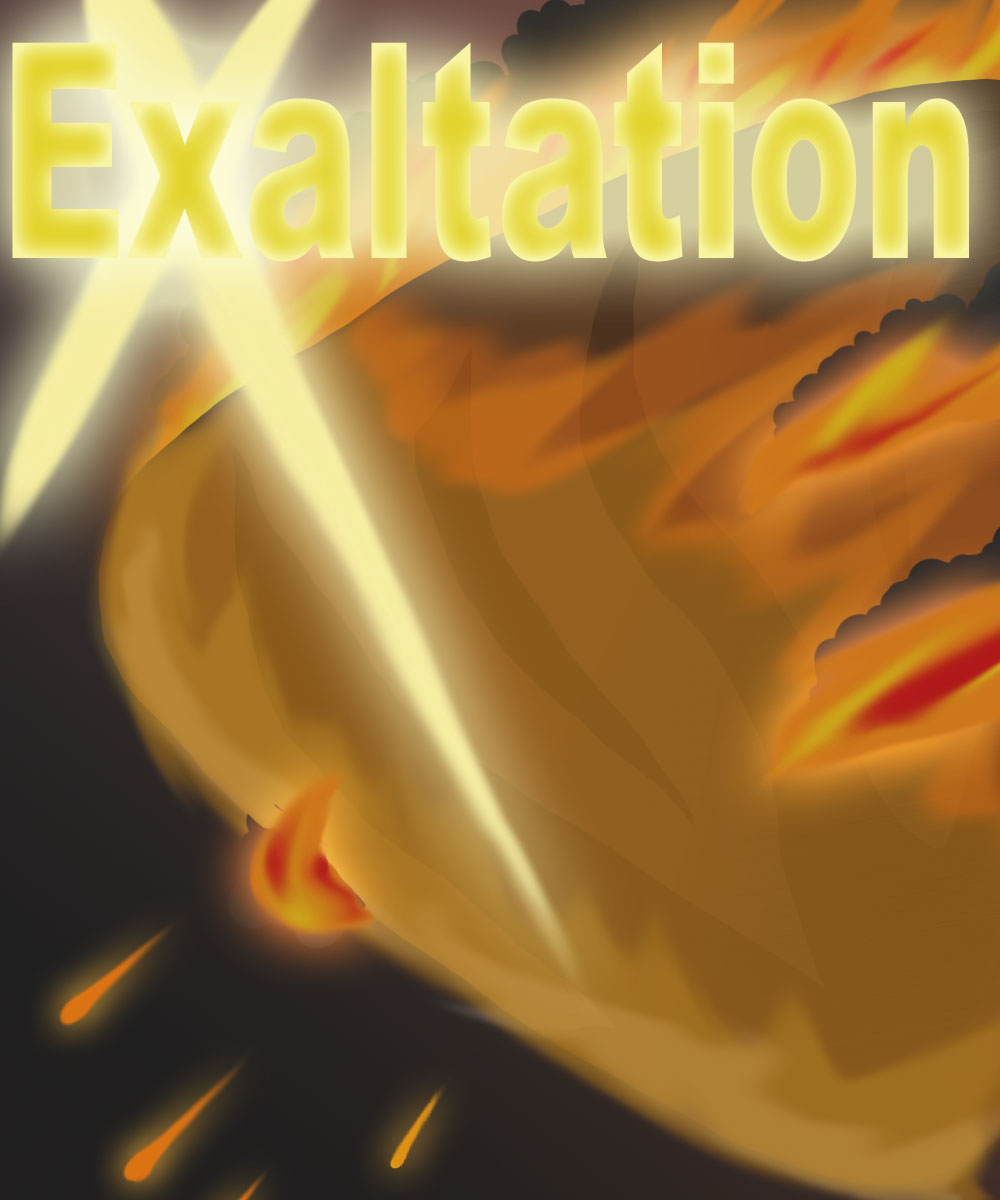 Exaltation: tittle page