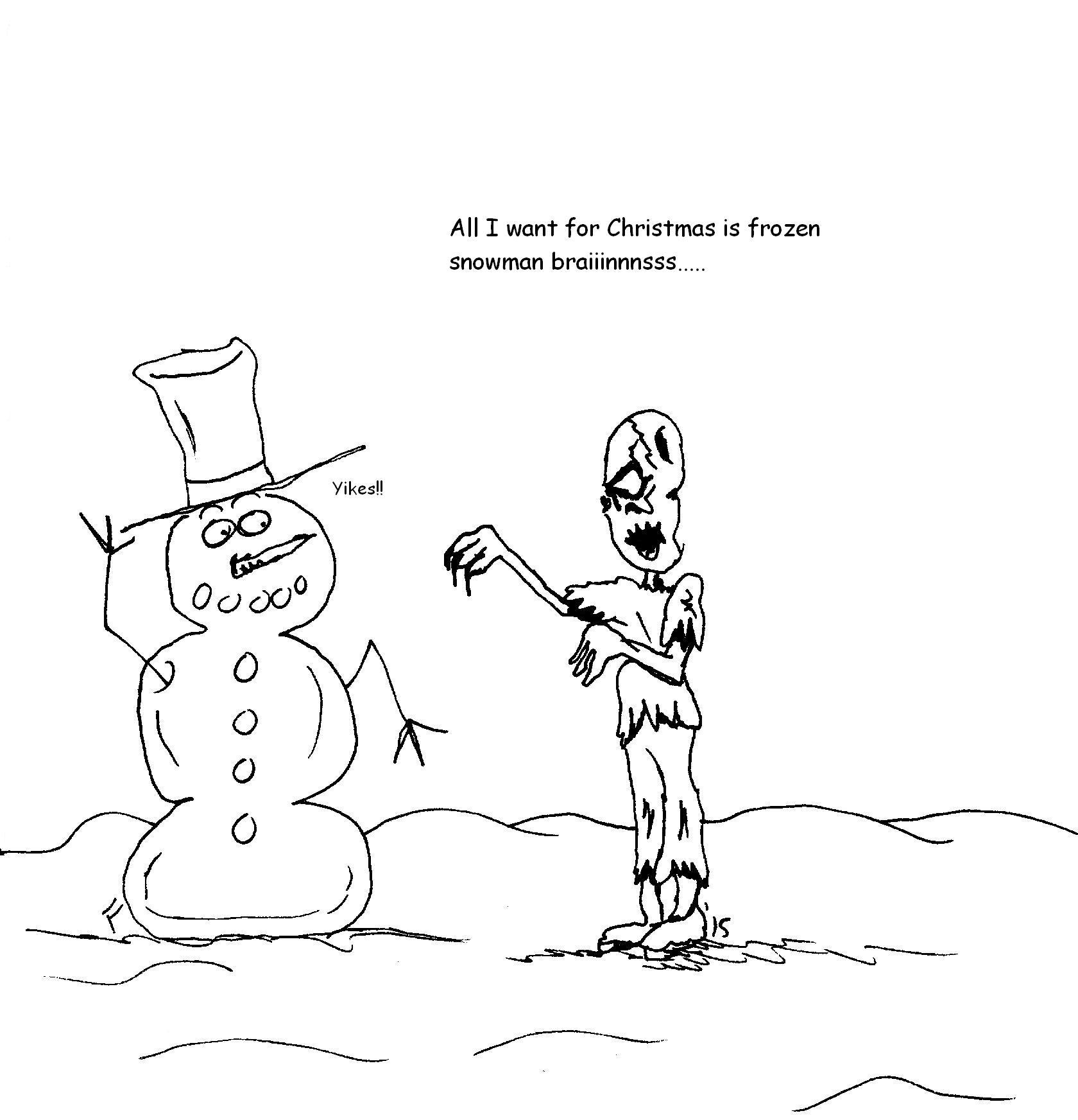 frozen brainnnsss