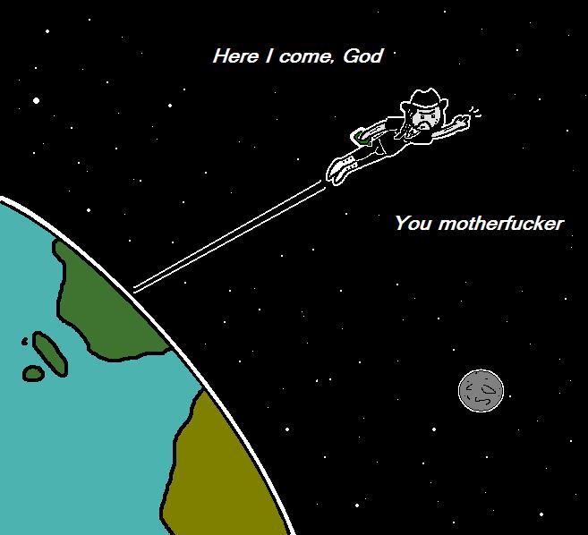 Lemmy in space