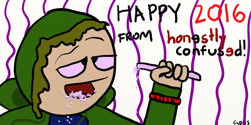 Happy New Year, Yo
