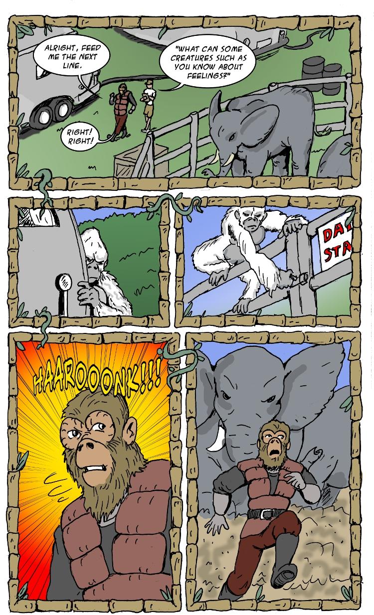 06- The White Ape