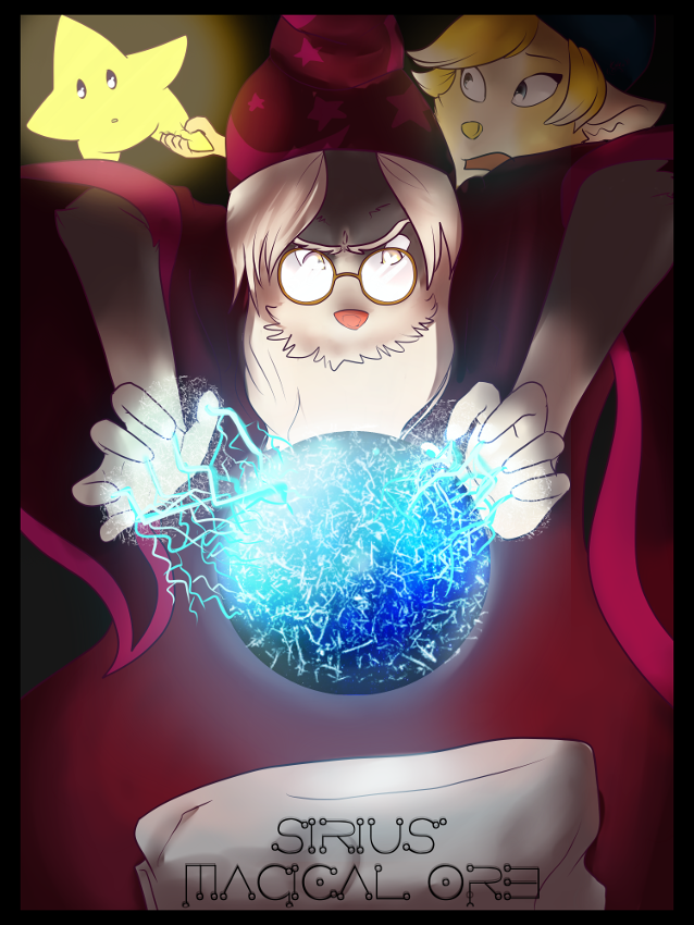 Sirius' Magical Orb