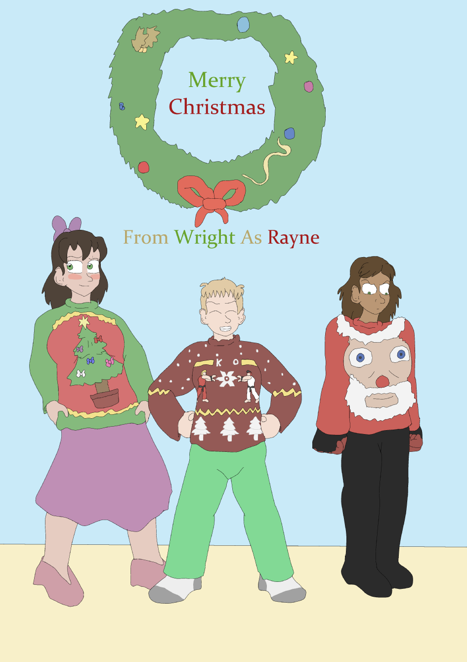 Christmas Filler 2015
