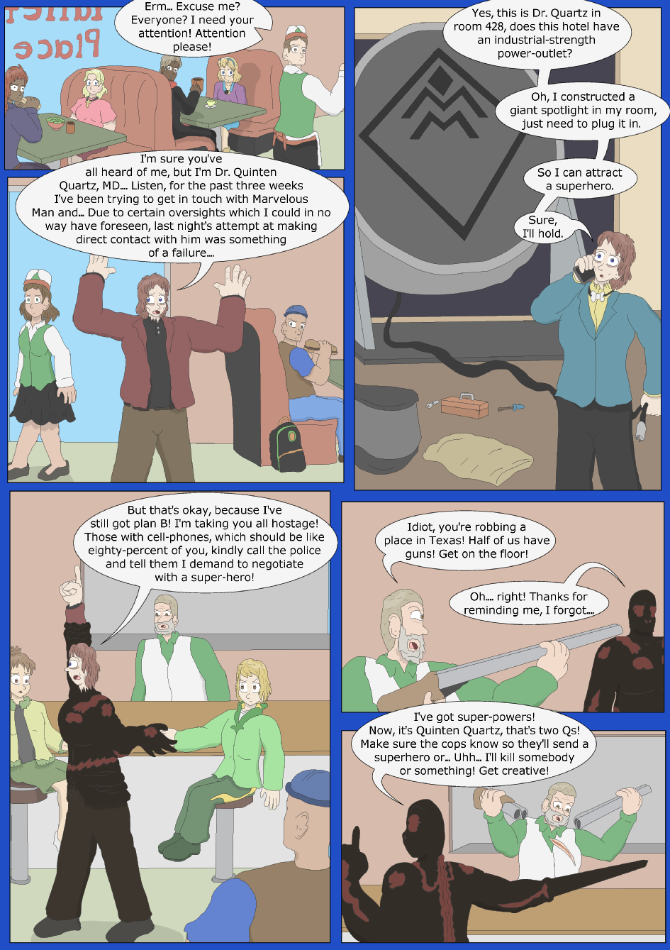 Based On a Blue Story, Page 6