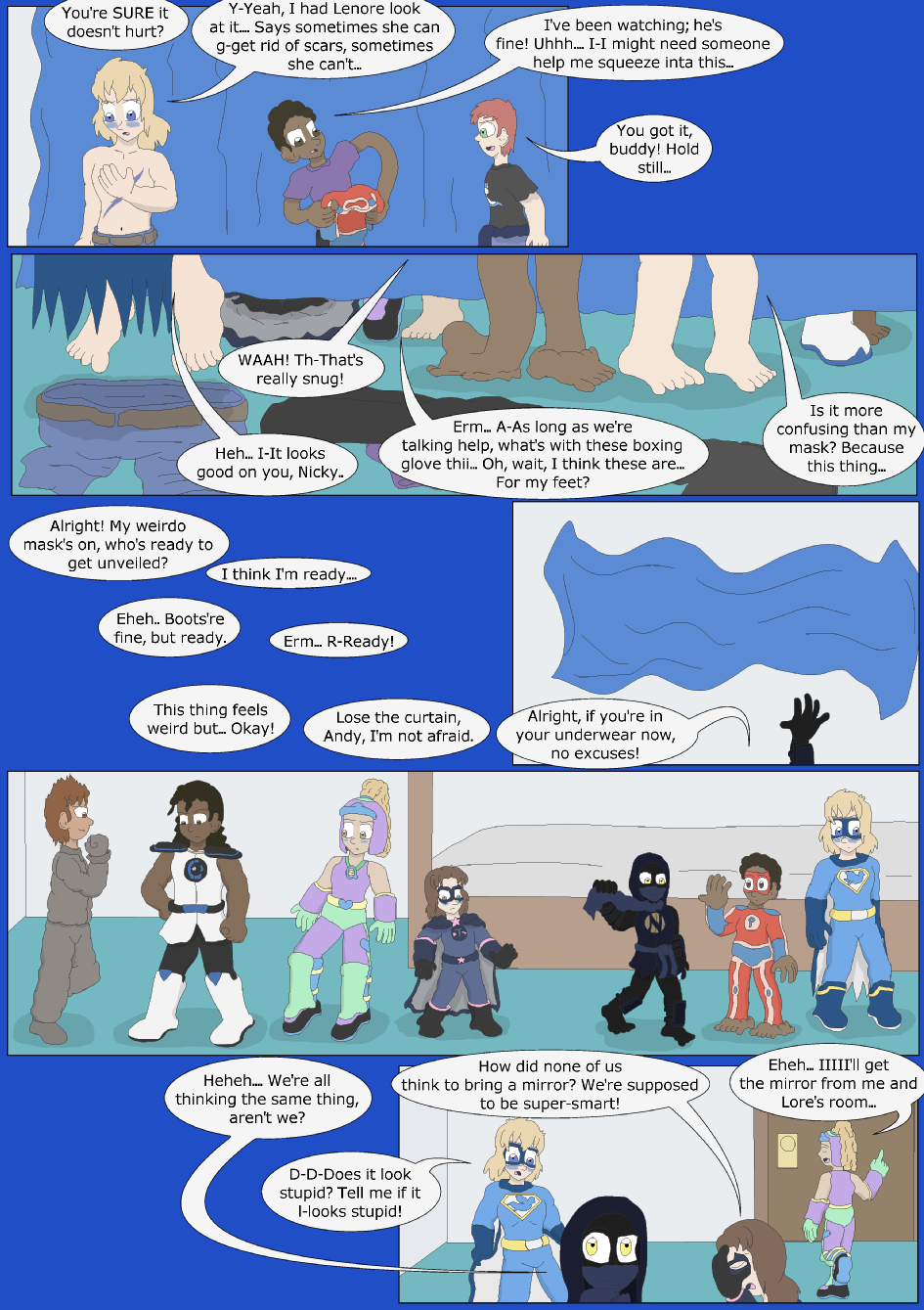 Based On A Blue Story- Page 4
