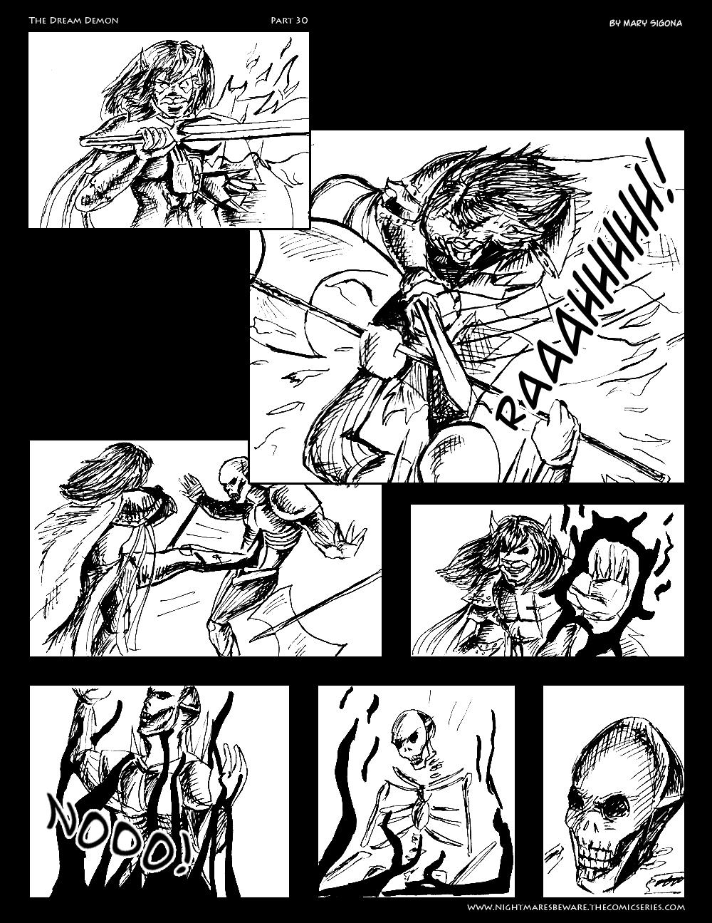 The Dream Demon (Part 30)