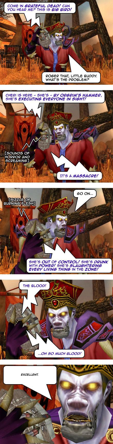 Part 20: So Much Blood!