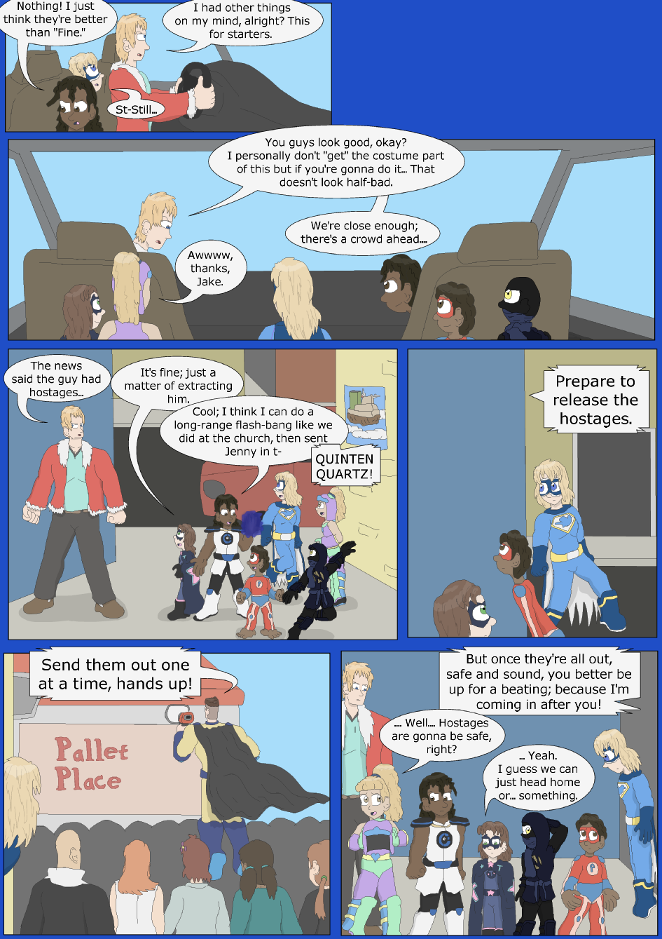 Based On A Blue Story- Page 8