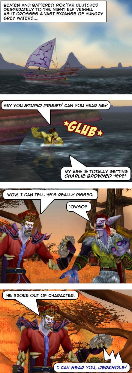 Part 3: Glub!