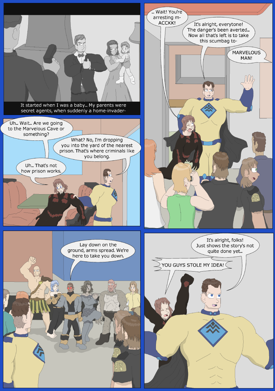 Based On A Blue Story- Page 10