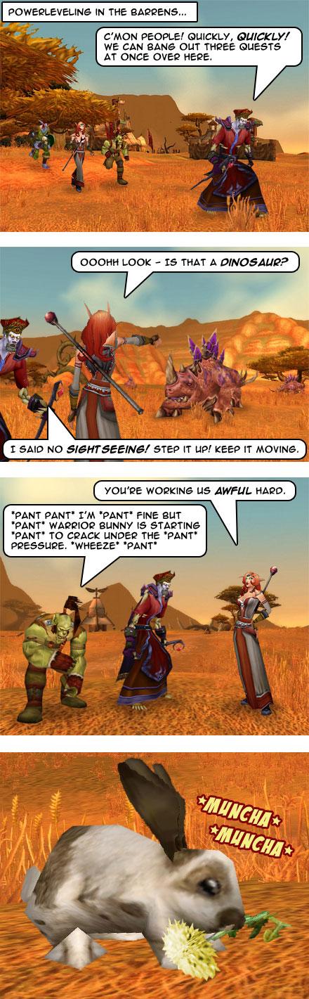 Part 7: Faster! Harder! Epic-er!