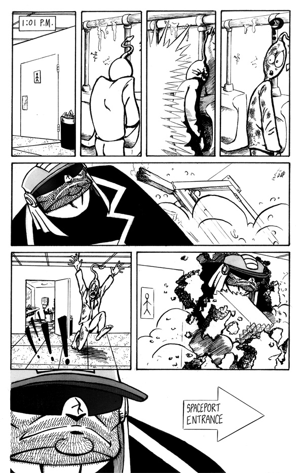 Back to Issue One - Page 1