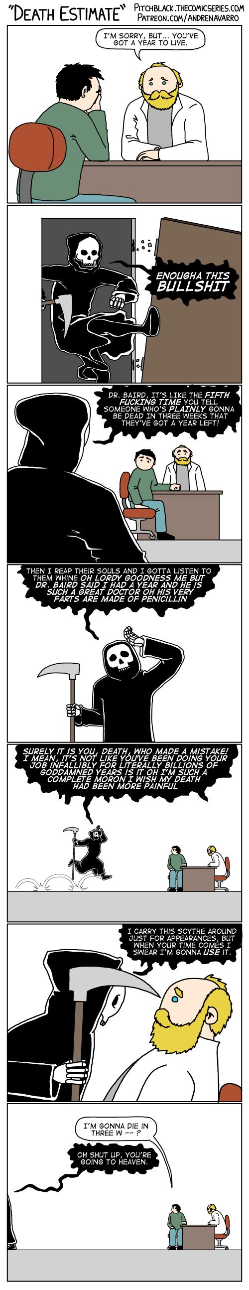 Death Estimate