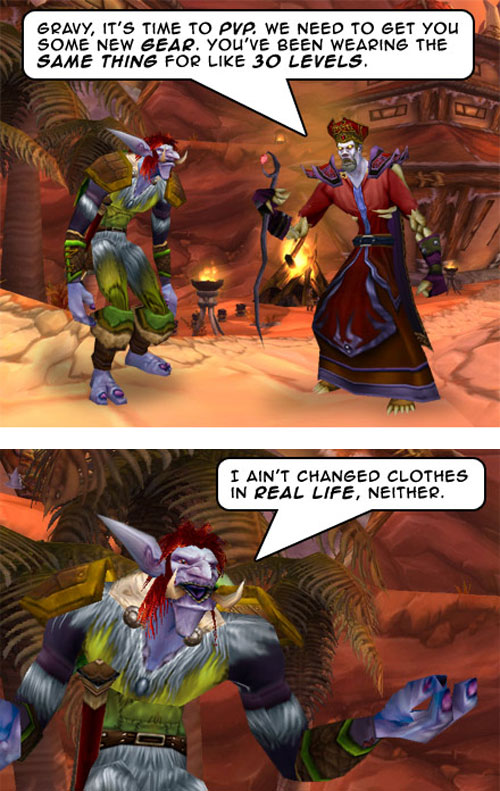 Part 2: Trollish Fashion