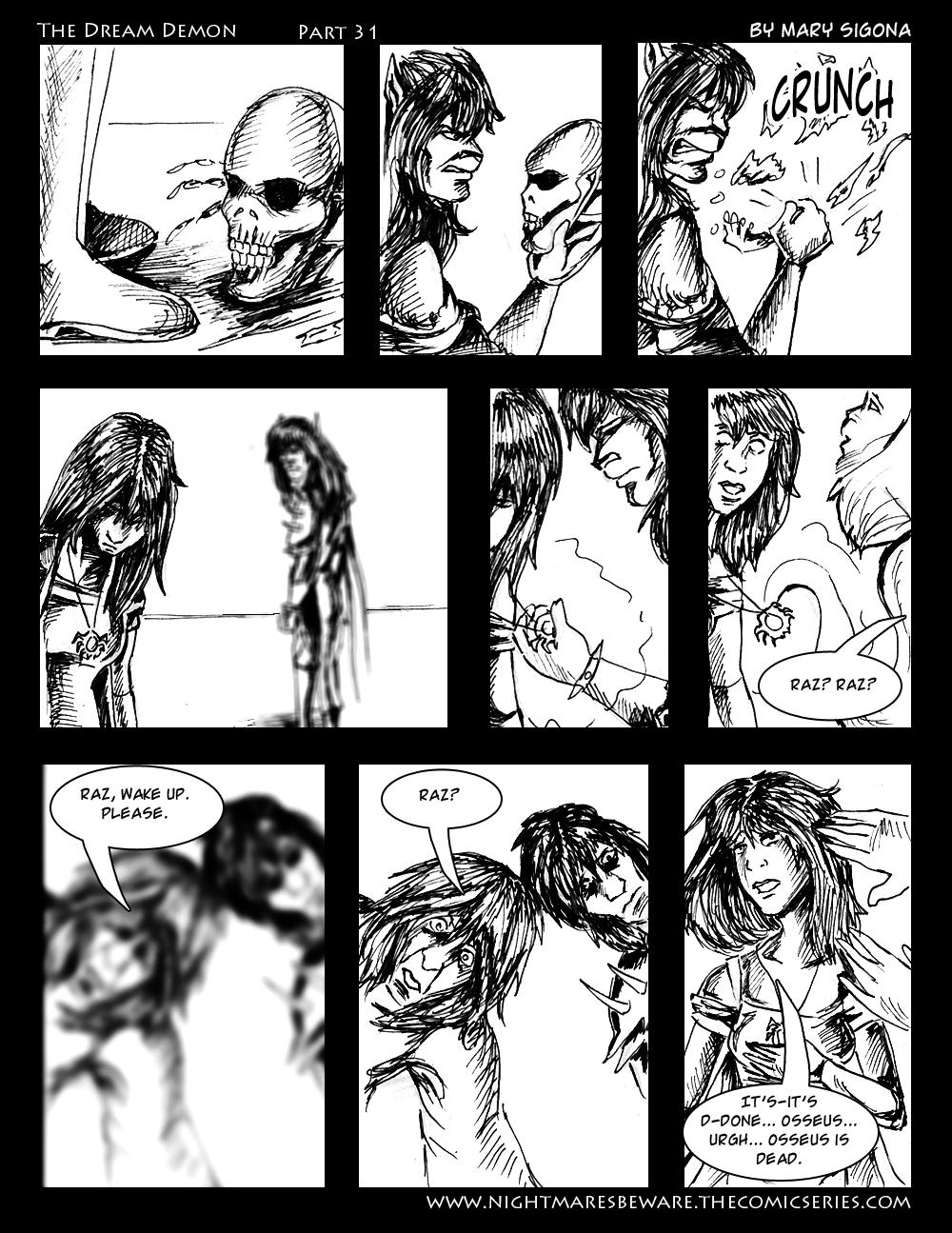 The Dream Demon (Part 31)