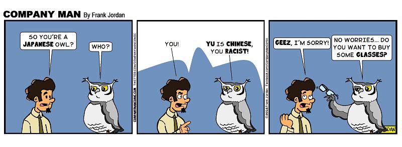 #Owls, am I right? 2/15/16