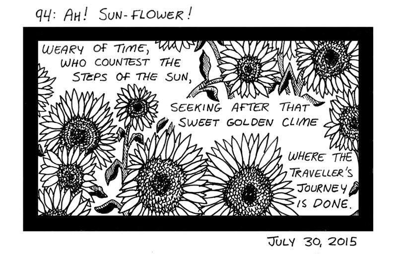 Ah! Sun-Flower!