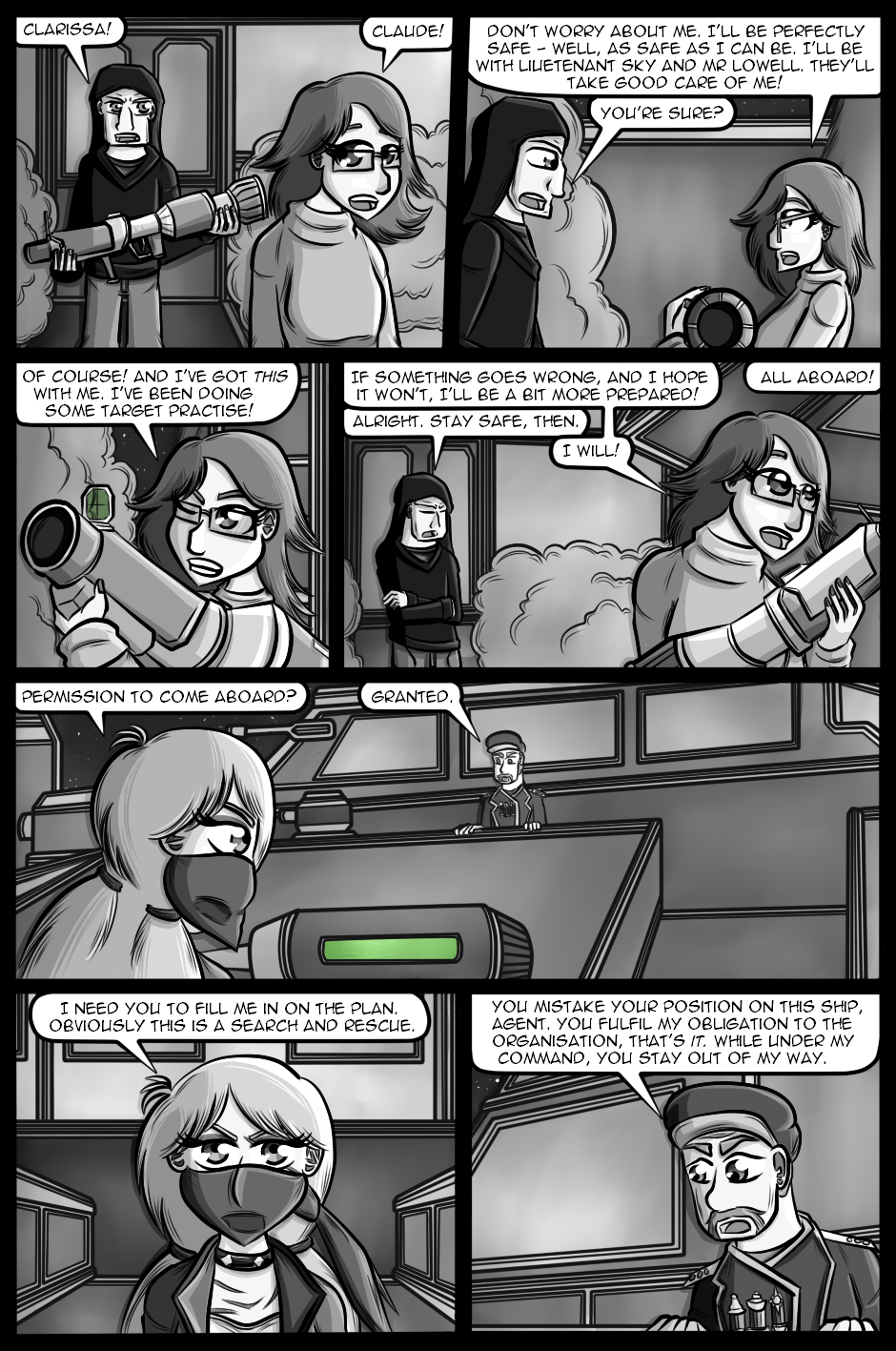 Fire Suppression, Part 19