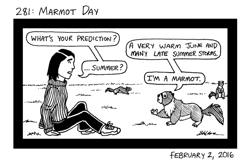Marmot Day