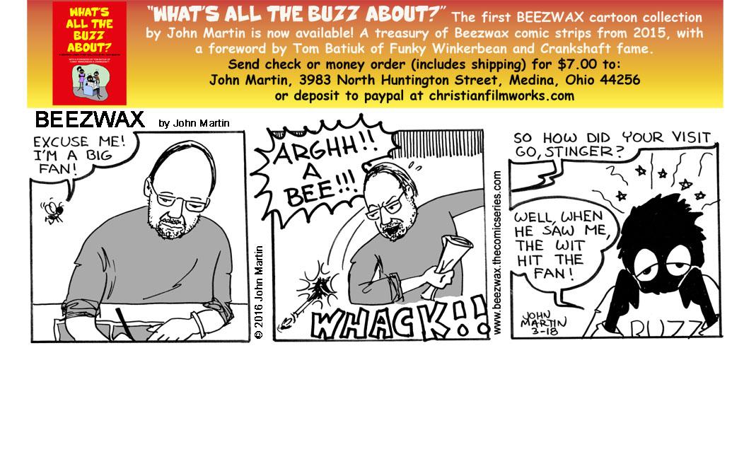 Funky Workerbee: Mr. Beetik