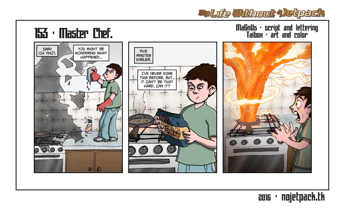 153 - Master Chef.