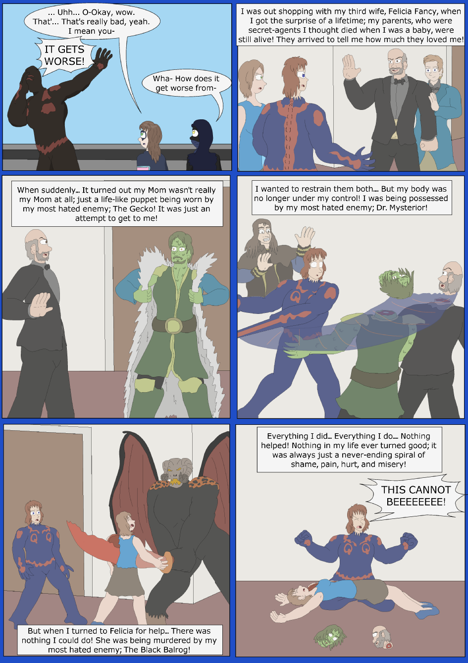 Based On A Blue Story- Page 20