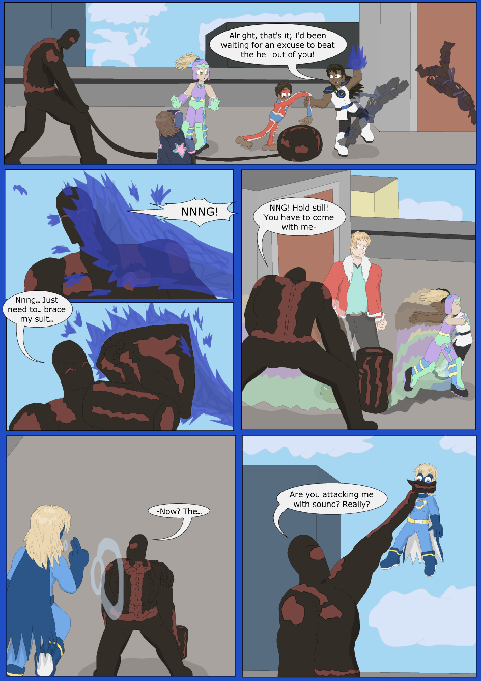 Based On A Blue Story- Page 23