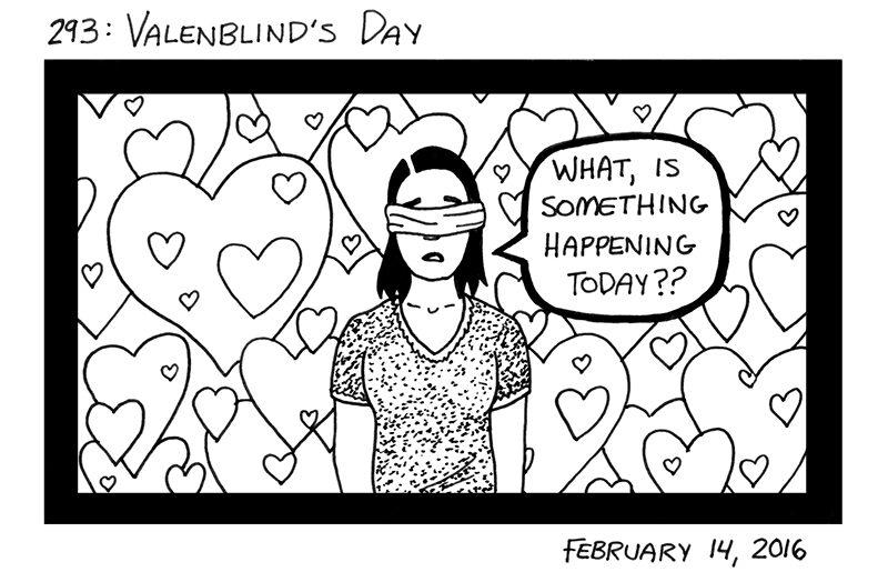Valenblind's Day