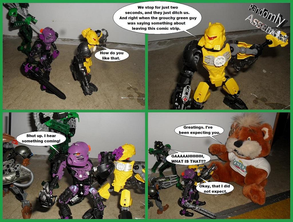 #431-Furry encounter