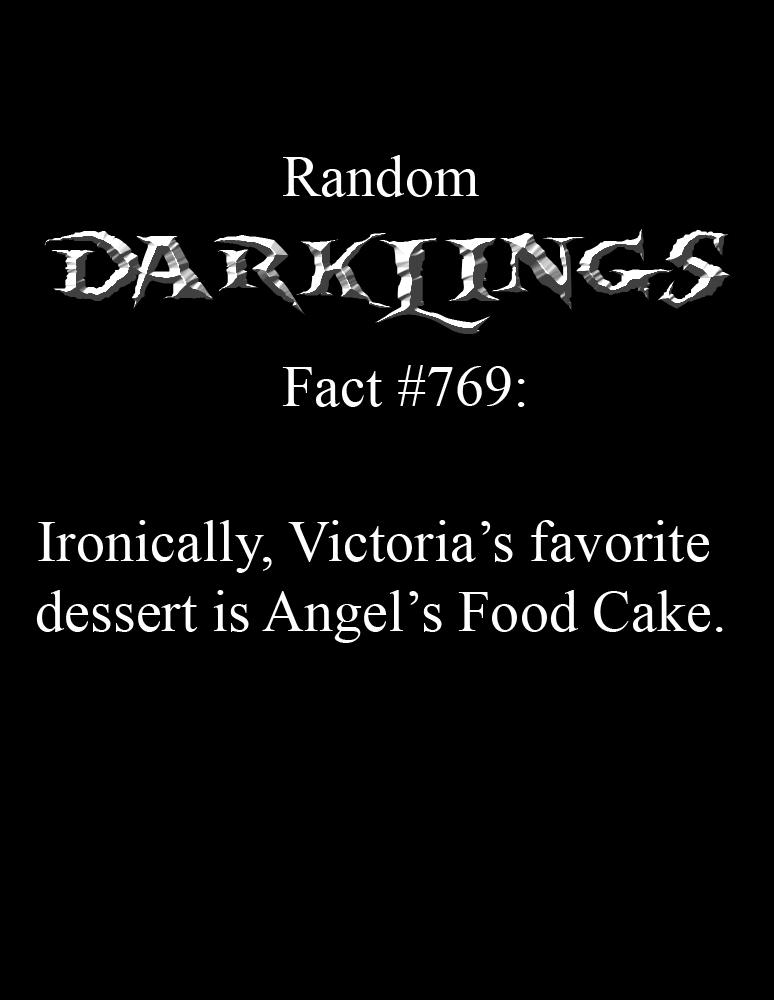 Random Fact #769