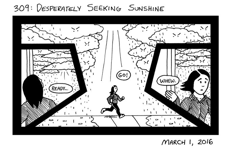 Desperately Seeking Sunshine