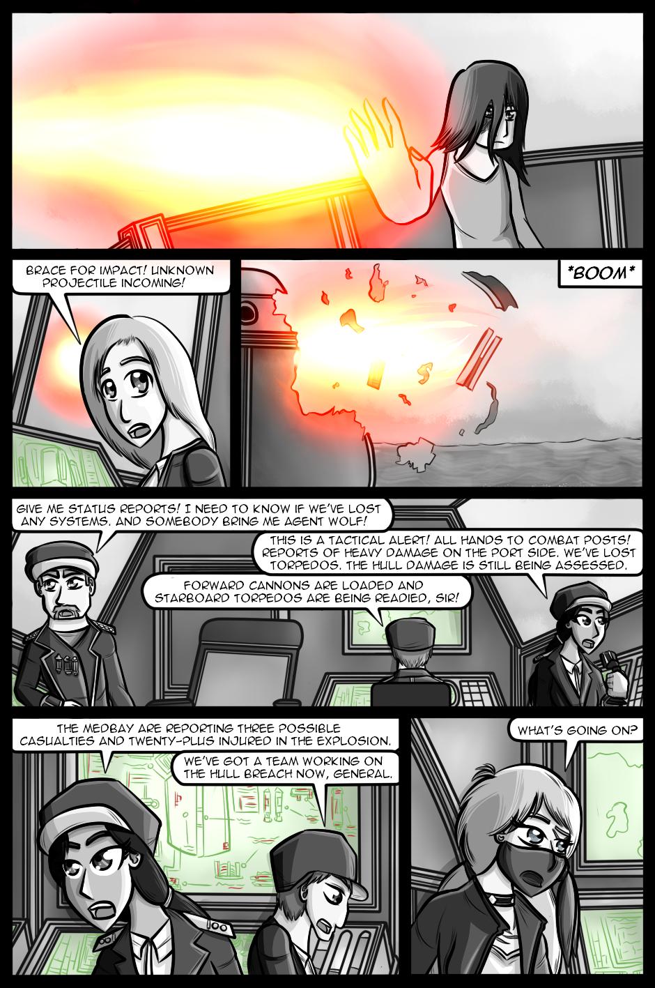 Fire Suppression, Part 23