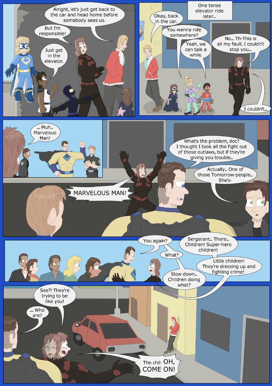 Based On A Blue Story- Page 28