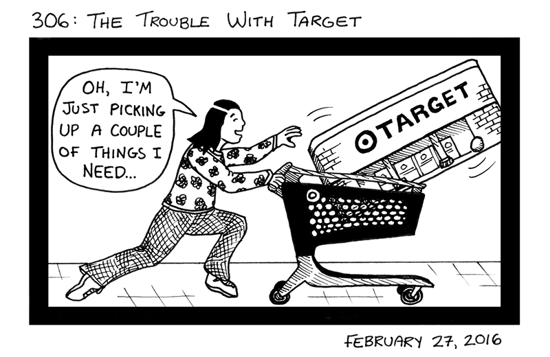 The Trouble With Target