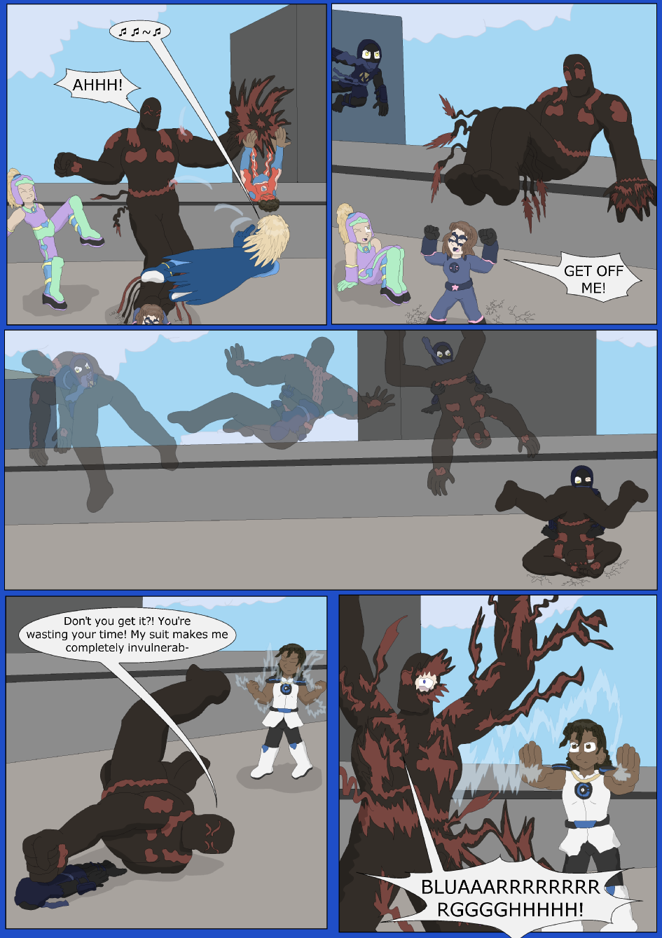 Based On A Blue Story- Page 26