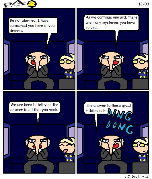 The Second Fork pt. 1