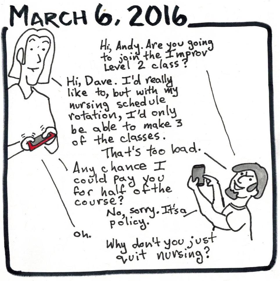 Just Quit Nursing