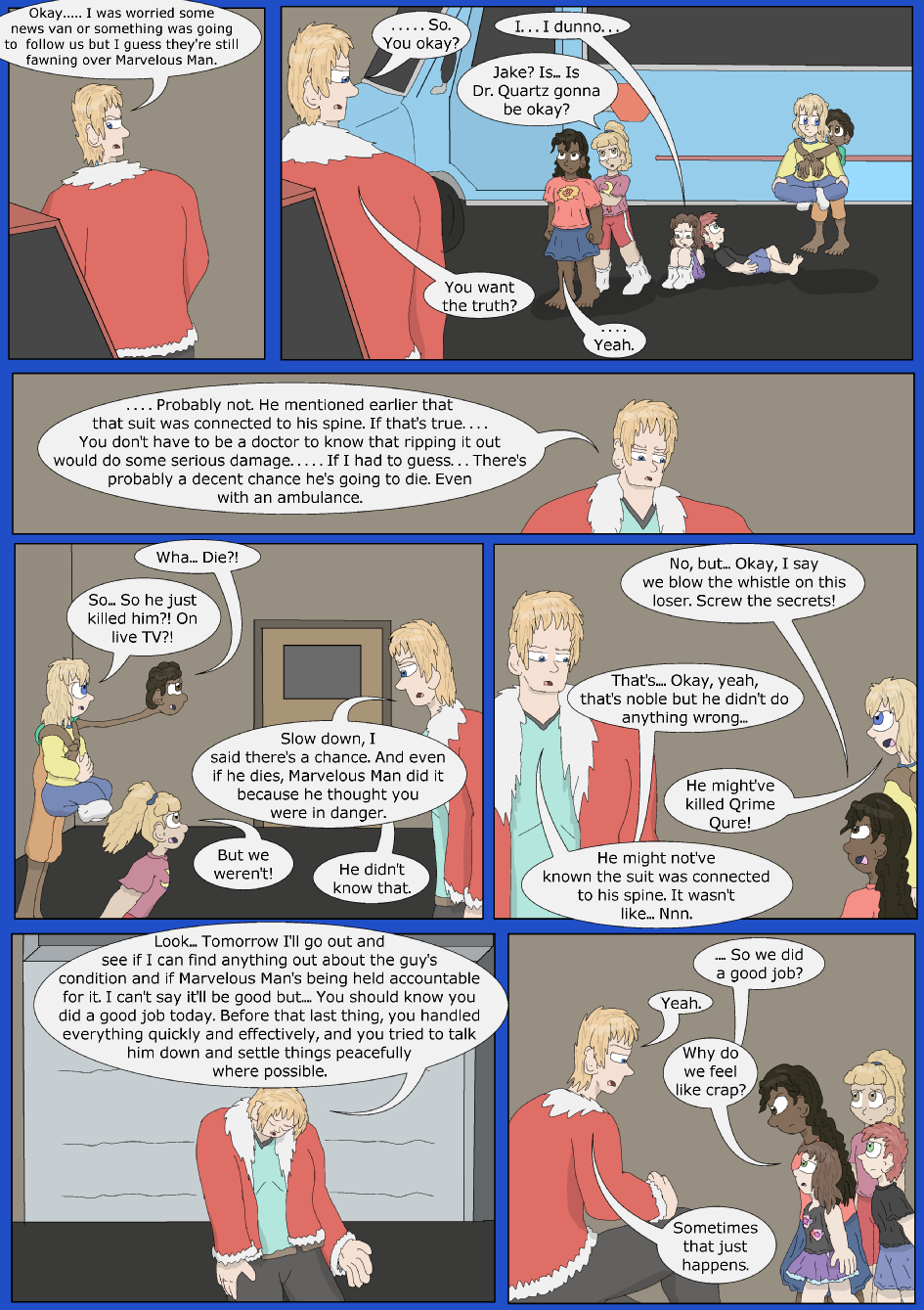 Based On A Blue Story- Page 32