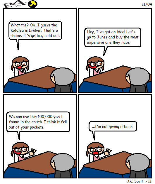 A New Kotatsu