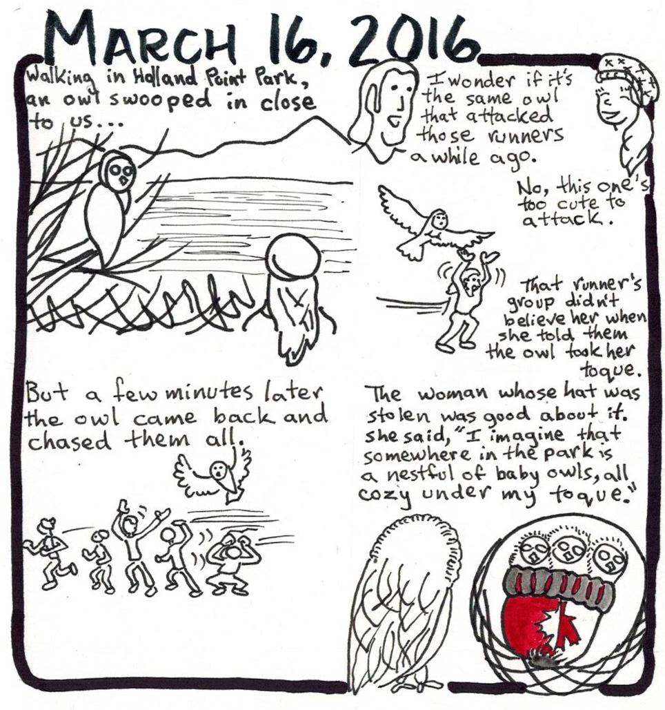 Mar16 Owl vs Runners