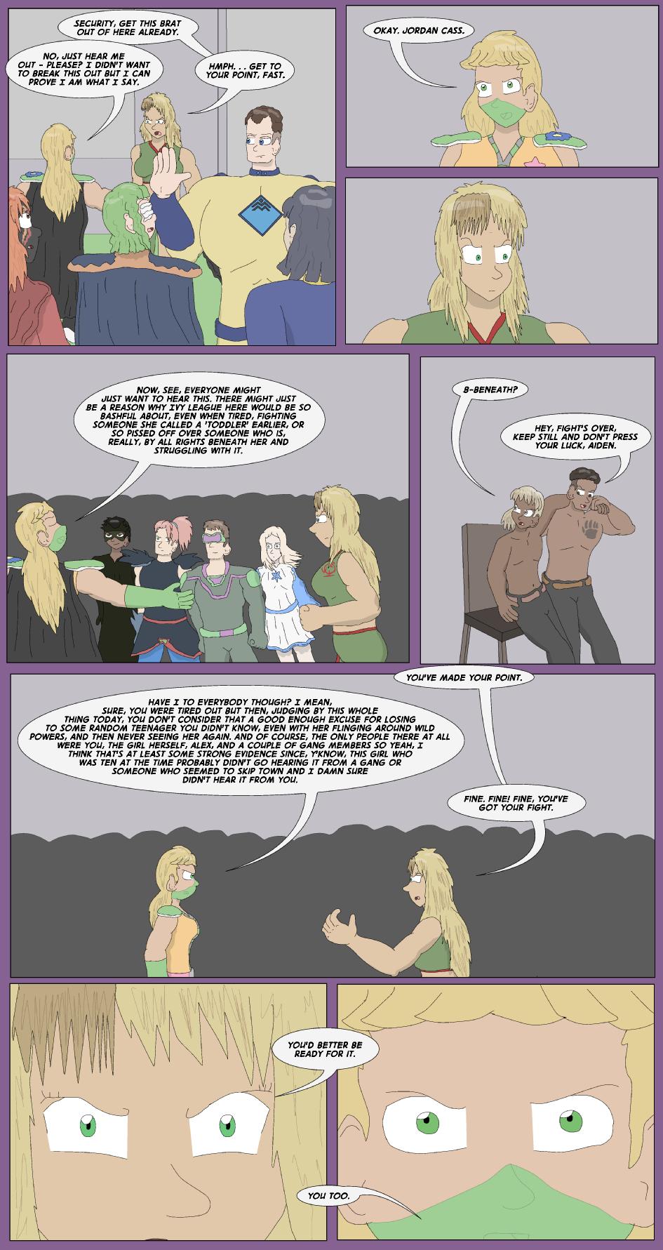 Like The Rain, They Fall- Page 22