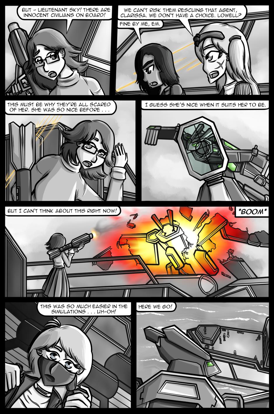 Fire Suppression, Part 30